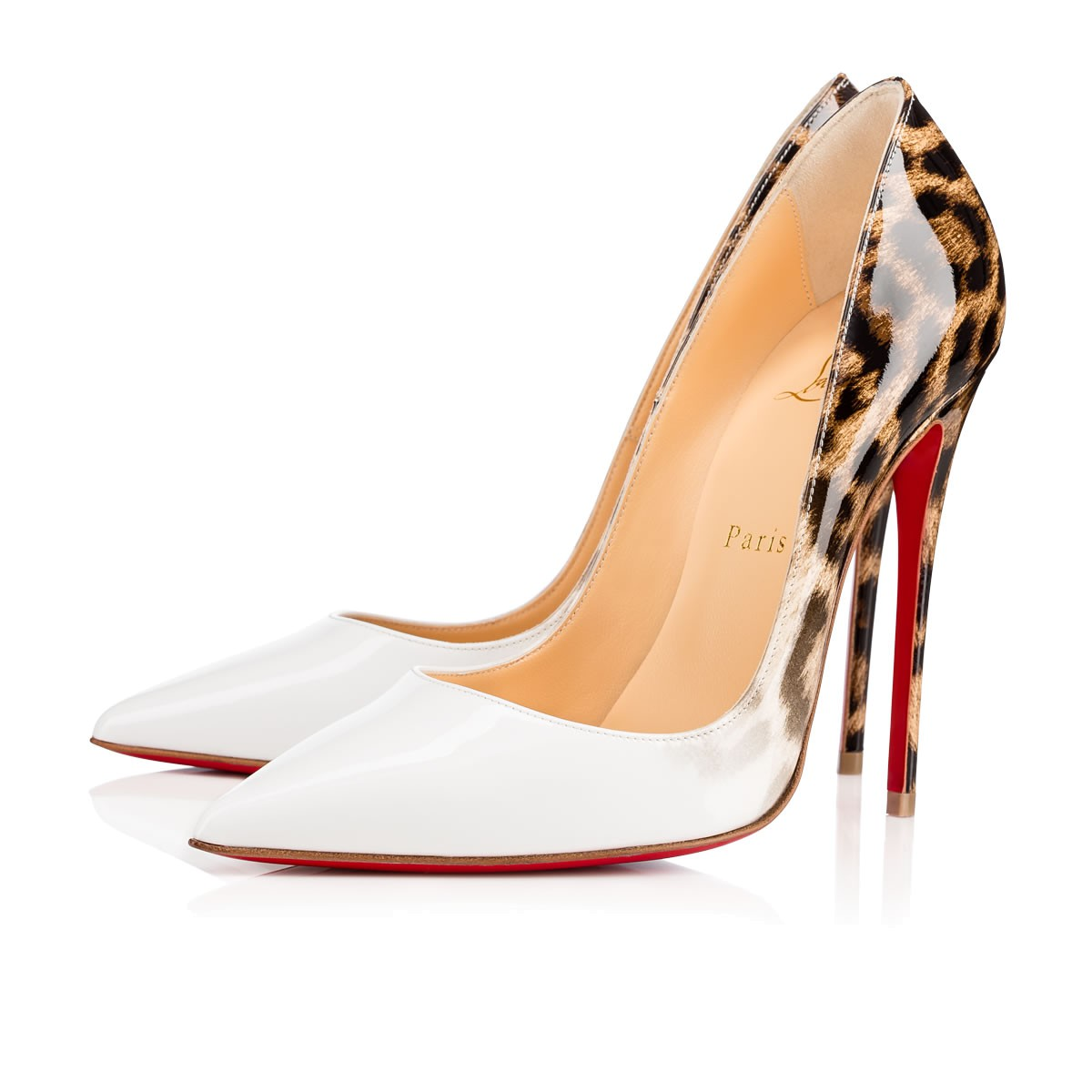 new concept 962a6 aa13c Christian Louboutin So Kate (Patent) - My High HeelsMy High ...